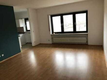 Schöne, geräumige und gepflegte 1-Zimmer-Wohnung mit Einbauküche in Pirmasens
