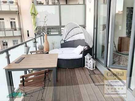 Luxus Maisonette mit Galerie 3-ZW in Markranstädt
