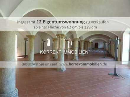 Eigennutz oder lukrative Anlage - Exklusive Wohnungen im Gutshaus des Rittergutes Taubenheim