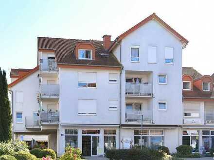 Attraktive 1-Zimmer-Wohnung für Senioren im Herzen von Nußloch