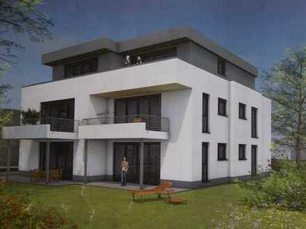 Erstbezug mit Balkon: attraktive 4-Zimmer-Penthouse-Wohnung in Lugau