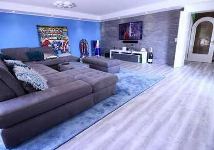 Penthouse mit 3 DACHTERRASSEN! 177m², 3 ZKB, Designer-Küche, mit Doppelgarage - zentrale Lage!