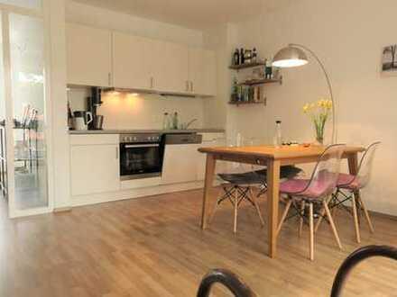 Lichtdurchflutet - modernes 3 Zimmer-Apartement mit Blick ins Grüne - Beverbäker Wiesen