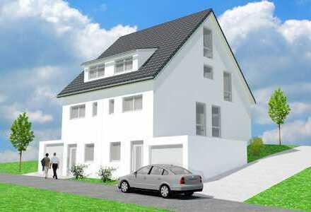 Doppelhaushälfte mit Garage ***NEUBAU***