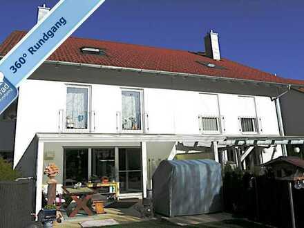 Moderne Doppelhaushälfte mit sehr guter Ausstattung in Füssen