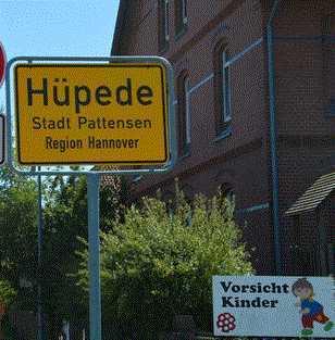 Pattensen-OT Hüpede! - Exklusives Wohnen in einem schicken Einfamilienhaus.