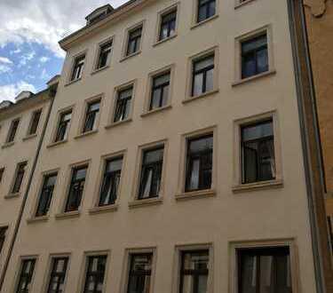 Geräumige, sanierte 1-Zimmer-Wohnung in Leipzig, Provisionsfrei