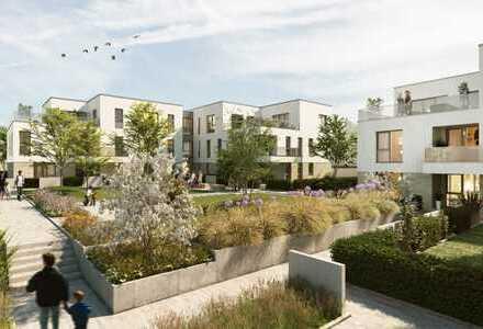Am Gänsberg | Sm@rte 2-Zimmergartenwohnung in Premiumlage | Besichtigung Do. 17-18 + So. 11-12