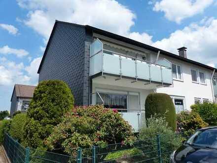 Schöne Zwei-Zimmer-Wohnung mit Balkon und Garage in guter Wohnlage von Radevormwald