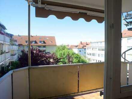 Voll möblierte 1,5-Zimmer-Wohnung in toller Lage, Koffer reicht zum Einzug!