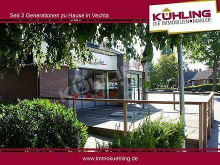 Ladenlokal in gut frequentierter Lage im Zentrum von Visbek