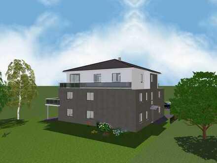 Glindow Penthouse mit Kamin und Terrasse