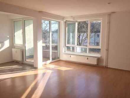 Schöne 1-Raum-Wohnung mit Balkon