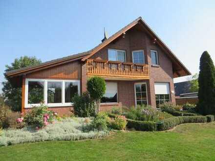 Einfamilienhaus im Landhausstil in idyllischer Lage bei Stendal