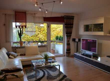 Charmante Eigentumswohnung mit Balkon zu verkaufen