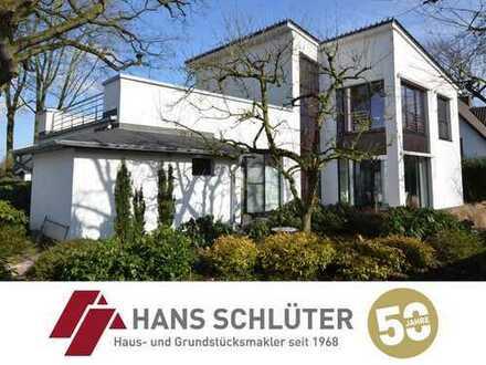Oberneuland - Moderne Architektenvilla mit Bestausstattung!