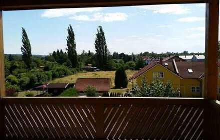 Top Wohnung mit großem Balkon und Wintergarten