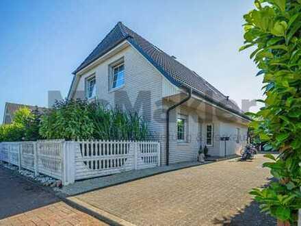 Exklusiver Wohnkomfort! EFH mit Schwimmbad und Sauna an der Schlei ca. 15 min von der Ostsee