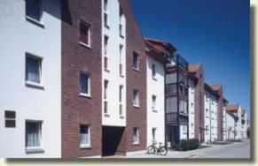 Helle 2-Raumwohnung mit Balkon - barrierefrei