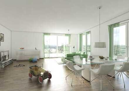 4-Zi-Penthouse im Attikageschoß mit großer Terasse (A4)