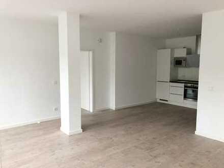 Erstbezug: freundliche 2-Zimmer-EG-Wohnung mit neuer Hochglanz EBK in Dortmund