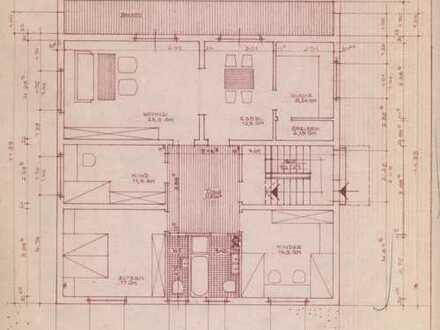Helle 5-Zimmerwohnung in Freigericht OT Bernbach