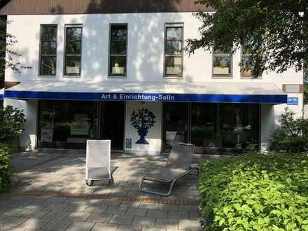 Großzügige Ladeneinheit in München Solln in verkehrsgünstiger Lage
