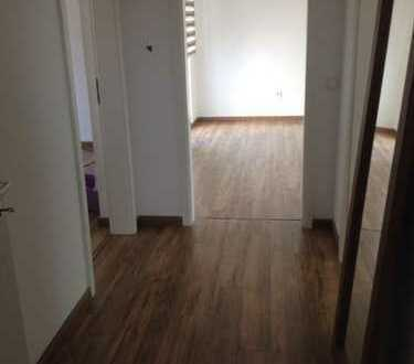 Frisch sanierte 3 Zimmer Wohnung (mit Dachterrasse)
