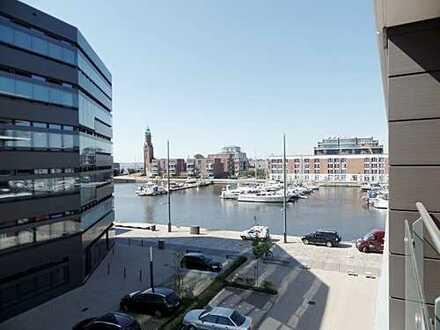 Wohnen wo andere Urlaub machen - Zentral gelegen am Neuen Hafen