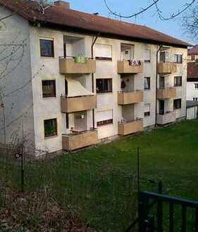 Ansprechende 2-Zimmer-Wohnung mit Balkon und EBK in Simbach am Inn