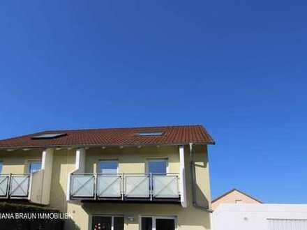 attraktive Kapitalanlage - vermietete Dachmaisonette in Bergfelde