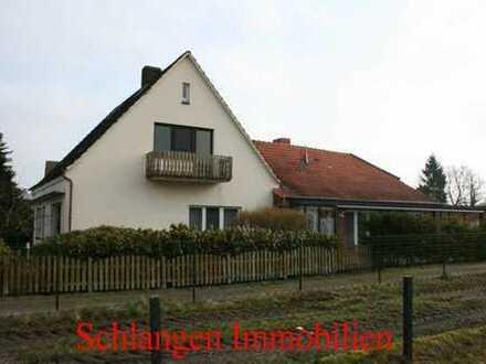 Objekt-Nr. 18/713 Zweifamilienhaus in Ostrhauderfehn - Langholt im Feriengebiet Südl. Ostfriesland