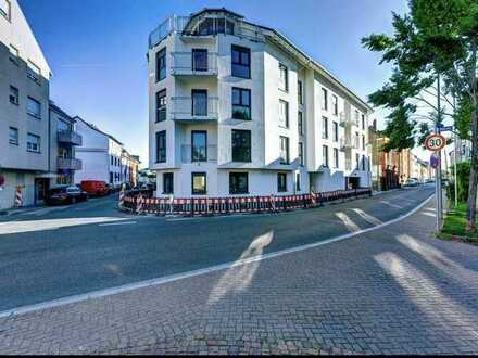 Erstbezug: freundliche 5-Zimmer-Wohnung mit Balkon auch als Büro oder Praxis nutzbar in Ludwigshafen