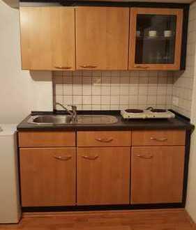 Vollständig renovierte 1-Zimmer-Wohnung mit Einbauküche in Schwaikheim