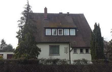 Ein bis Zweifamilienhaus