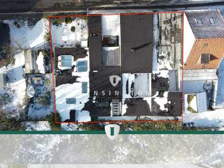 Einmalige Gelegenheit mit potenzial!  Bebautes Grundstück in beliebter Lage von Hastedt