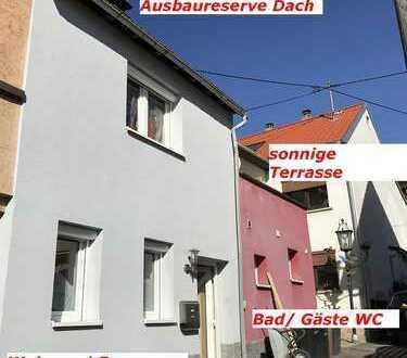 Preisreduzierung! Modernisiertes & kleines Haus in Rümmelsheim- der Feinschliff wartet auf Sie!