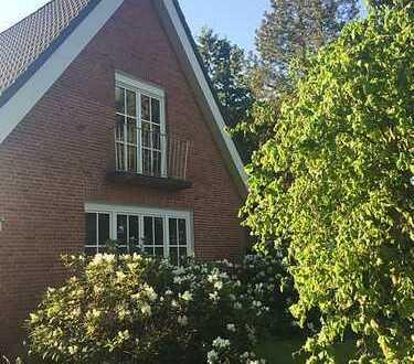 Schönes Haus mit Garten in Hamburg, Niendorf