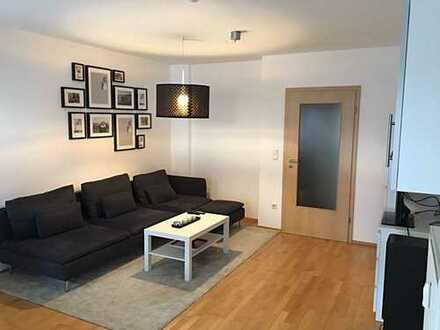 helle 3-Zimmer-Erdgeschoss-Wohnung
