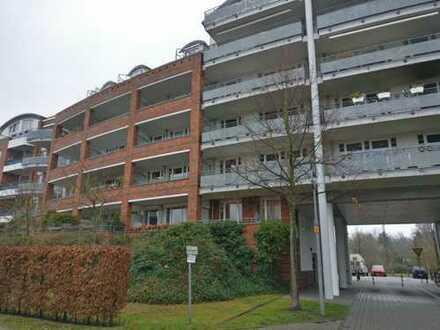 Helle, moderne 2-Zimmer-Wohnung mit EBK und Südbalkon in Findorff/Weidedamm Nord