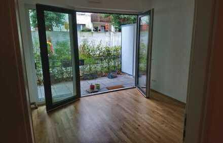 Moderne Neubauwohnung mit Terrasse in Ehrenfeld provisionsfrei zu vermieten