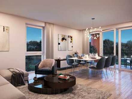 Ein besonderes Stück Glück! Modernste 3-Zi.-Wohnung mit Loggia direkt an der Geeste, nahe Innenstadt