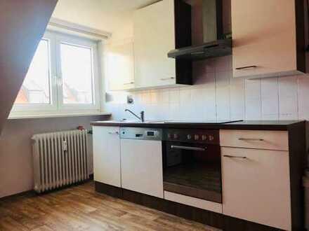 Gemütliche, super geschnittene 2-Zimmer Wohnung - bezugsfrei