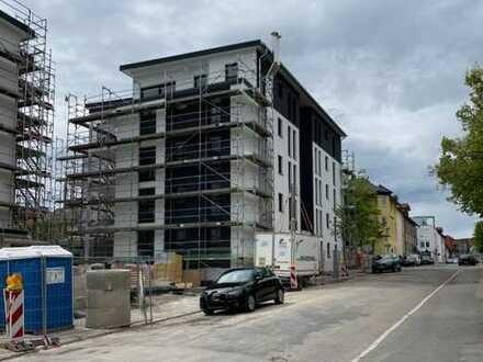 Erstbezug mit EBK und Balkon: exklusive 2-Zimmer-Wohnung in Villingen-Schwenningen