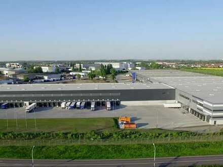 hochwertige Lager- und Logistikflächen vom Eigentümer im Industriegebiet