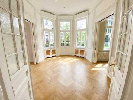 Wunderschön sanierte Altbauwohnung im Frankfurter Westend!