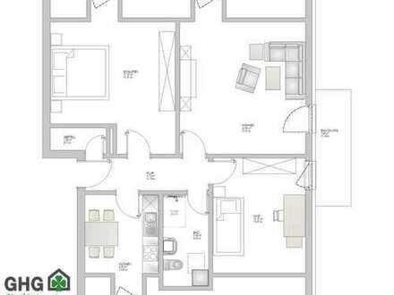 3-Zimmer DG-Wohnung in Bad Wörishofen - Erstbezug nach Sanierung!