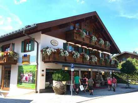 Laden / Verkaufsfläche in guter Lage von Oberstdorf