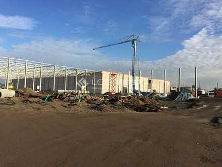 Projektierter Neubau an der A281 im Bremer-Industriepark