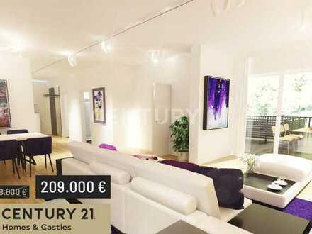 Letzte Chance auf Villenwohnung, 112m²Wfl, 33m² Terr. prov.frei